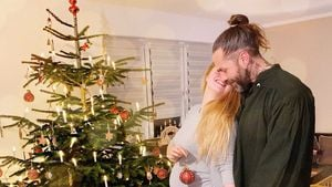 Weihnachts-Baby: Ex-BTN-Josephine ist wieder schwanger!
