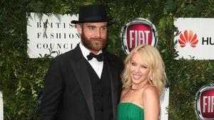 Kylie Minogues Ex-Verlobter: Beim 1. Date noch verheiratet!