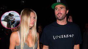 Kuss-Schnappschuss: Hier knutscht Brody Jenner seine Josie