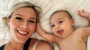 """""""Glückliche kleine Lady"""" – Joss Stones Baby ist superhappy"""