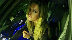 Horrorunfall: BTN-Star Julia rettete sich selbst aus Auto