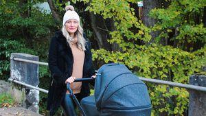 Single-Mama: Julia Prokopy hat sich Leben anders vorgestellt