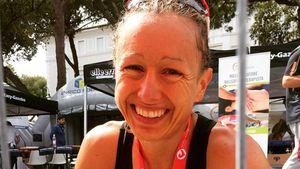 Triathletin Julia Viellehner 2017 in Rimini