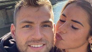 "Total verliebt: Julian nennt Sarah Lombardi schon ""Ehefrau"""