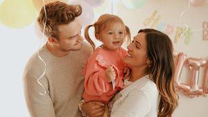 Happy Birthday: Anna Maria Damms Tochter ist schon zwei!