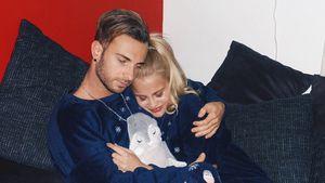 Julian & Stephie im Pyjama-Partnerlook: Cool oder peinlich?
