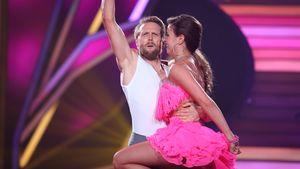 """Heiße """"Let's Dance""""-Show? Das sagt Julius Brinks Frau dazu"""