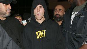 Justin Bieber in London