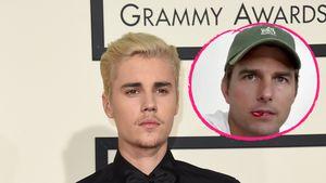 Justin Bieber ist auf Fake-Video von Tom Cruise reingefallen