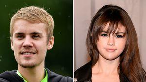 Sein Dad heiratet: Justin Bieber feiert mit Selena die Liebe