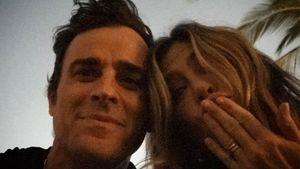 Jennifer Aniston wird 48: So süß gratuliert Justin Theroux