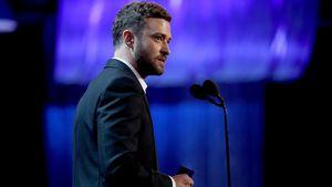 "Justin Timberlake als Redner bei den ""Critics' Choice Awards"""