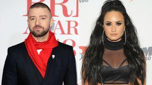 Schnee! Demi Lovato & Justin Timberlake sagen Konzerte ab