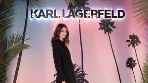Nix mit Understatement: Kaia Gerber rockt XXL-Turmfrisur!