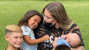 """""""Teen Mom""""-Kailyn verbringt Weihnachten ohne ihre Kinder"""