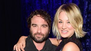 Nach Trennungsnews: Johnny Galecki gratuliert Kaley Cuoco