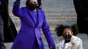 Kamala Harris' Großnichten: Modische Hommage an ihre Tante!