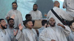 Kanye West hat 50 Mio. Dollar für Gottesdienste ausgegeben
