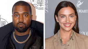 Trotz Krisengerüchten: Kanye West und Irina Shayk zusammen