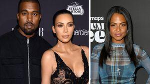 Betrog Kanye West etwa Kim Kardashian mit Christina Milian?