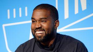 Dank seiner Marke Yeezy: So vermögend ist Rapper Kanye West