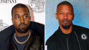 """Jamie Foxx hält Kanye Wests Kandidatur für """"Schwachsinn"""""""