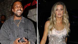 Kanye West und Khloe Kardashian