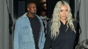 Namens-Zoff: Kim K. und Kanye streiten sich über 3. Baby!