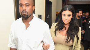5 Mio. Dollar abgelehnt: Kimye verkaufen 1. Baby-Foto nicht!