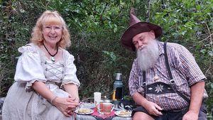 So glücklich war TV-Bauer Werner mit Karin vor seinem Tod