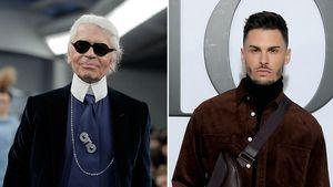 Nach Tod: Karl Lagerfelds (†) Muse enthüllt private Details
