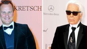 Sind Guido Maria und Karl Lagerfeld etwa verwandt?