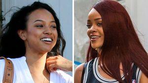 Überraschende Worte: Karrueche schmeichelt Rivalin Rihanna