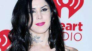 Autsch: Kat Von D verbannt Jesse James-Tattoo