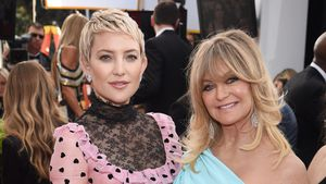 So süß gratuliert Kate Hudson Mama Goldie Hawn zum 74.!
