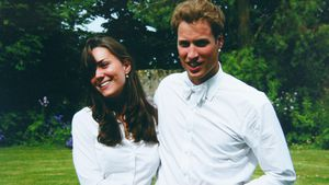 Kate Middleton und Prinz William als Studenten