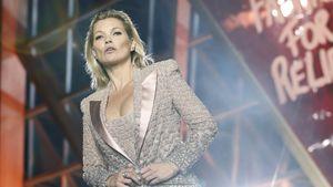 Kate Moss in Cannes