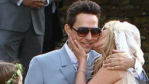 Kate Moss ließ Dörfer für die Hochzeit sperren
