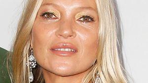 Endgültig? Kate Moss hat dem Alkohol abgeschworen