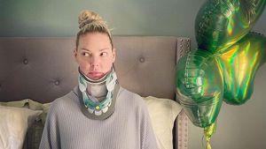 Titaniumscheiben im Nacken: Katherine Heigl hatte Operation