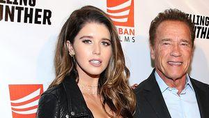 Opa Arnie darf Katherine Schwarzeneggers Baby nicht halten