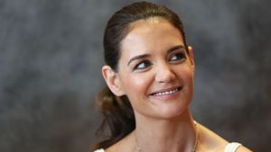 "Deutet Katie Holmes etwa ""Dawson's Creek""-Reunion an?"
