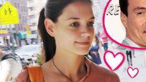Ist Katie Holmes wieder mit ihrem Ex zusammen?