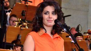 So farbenfroh verzauberte Katie Melua Berlin