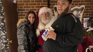 Traurige Weihnachten? Katie Price feiert nur mit Sohn Harvey