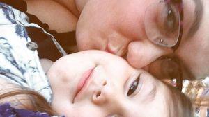 Katie Yeager mit ihrer Tochter Molli