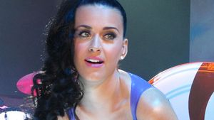 "Katy Perry beim Launch des Parfums ""Mad Love"""
