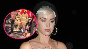 Nach Gasleck-Drama im TV: Katy Perry postet Notarzt-Fotos