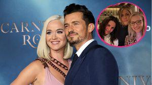Katy Perry und ihr Orlando auf Date-Night mit Promifreunden