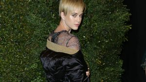 Katy Perry beim Chanel Dinner